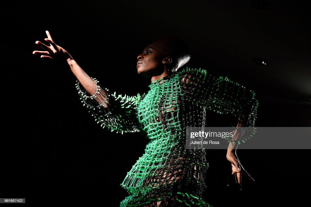 FRA: Flora Miranda  : Runway - Paris Fashion Week - Haute Couture Fall Winter 2018/2019