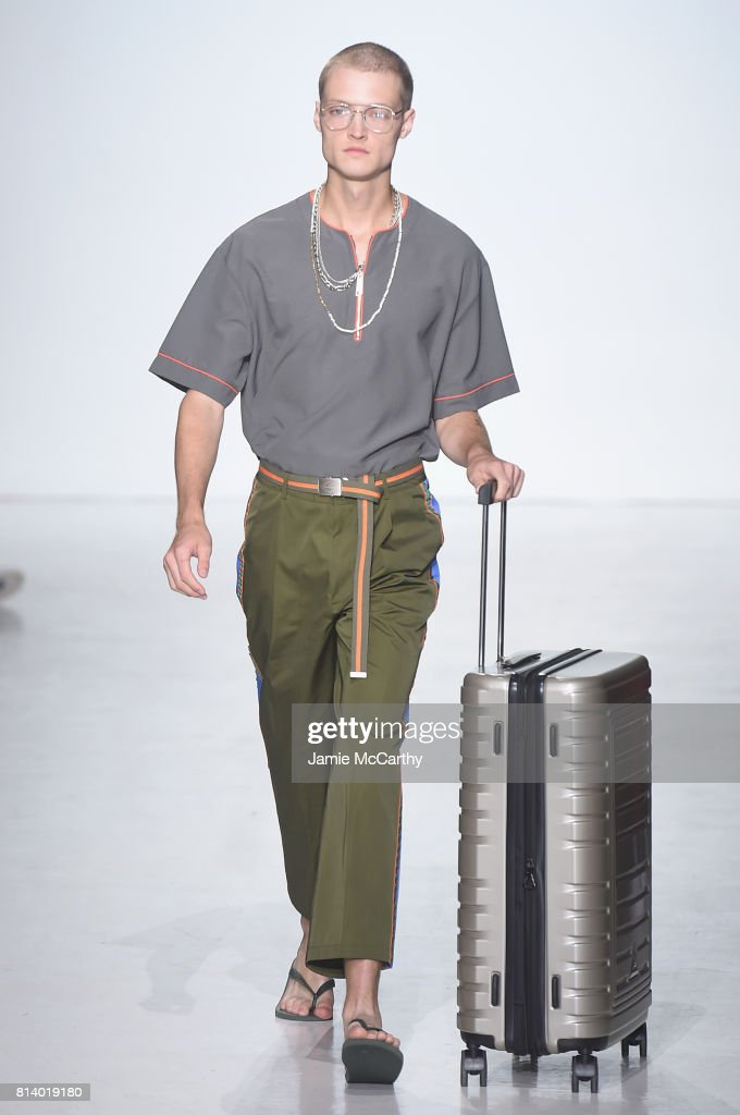 General Idea - Runway - NYFW: Men's July 2017 : News Photo