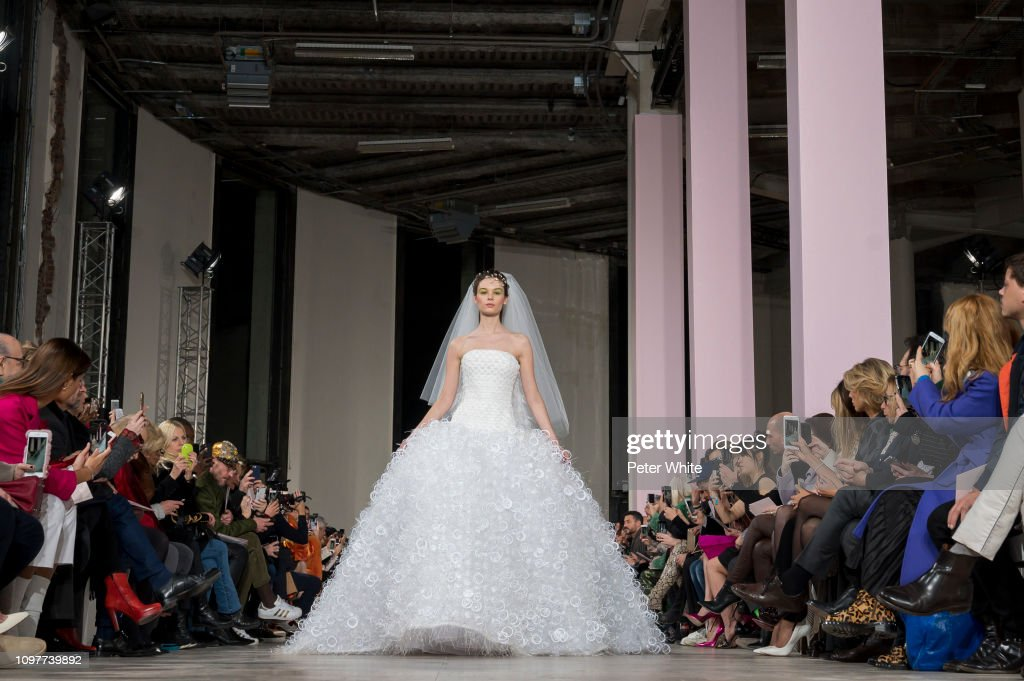 Georges Chakra : Runway - Paris Fashion Week - Haute Couture Spring Summer 2019 : News Photo
