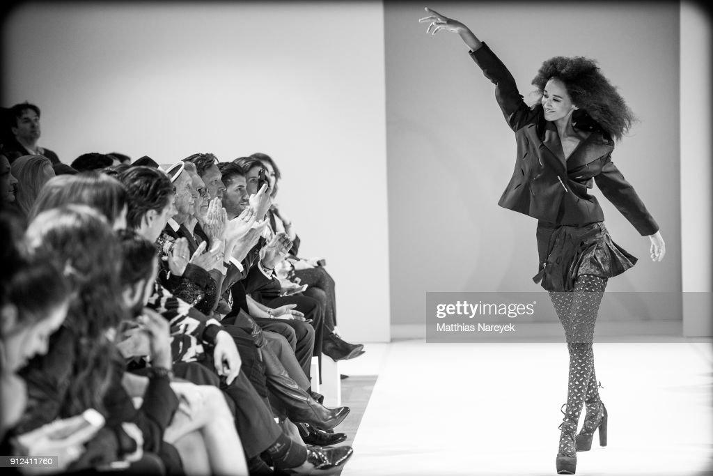 Alternative View - Gianni Versace Retrospective Opening In Berlin : News Photo