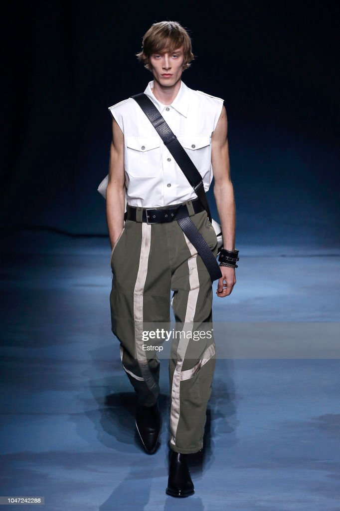 Givenchy : Runway - Paris Fashion Week Womenswear Spring/Summer 2019 : News Photo