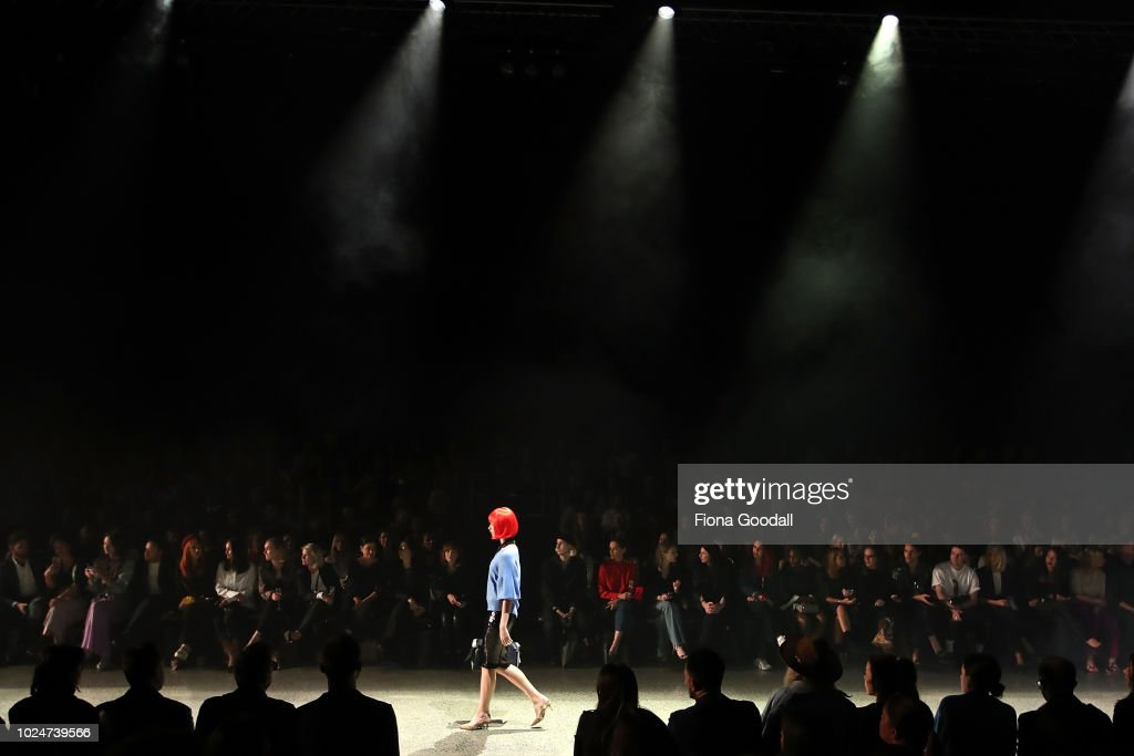 NZL: Hailwood - Runway - New Zealand Fashion Week 2018