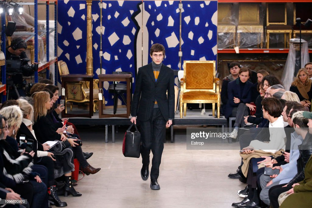 Hermes : Runway - Paris Fashion Week - Menswear F/W 2019-2020 : ニュース写真