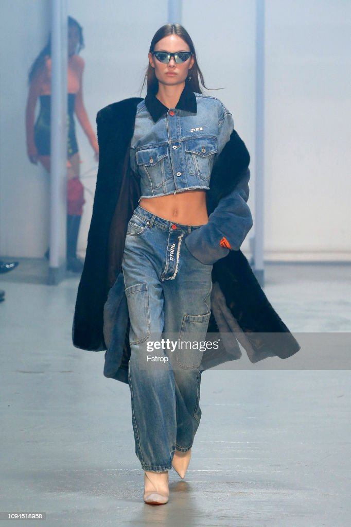 Heron Preston : Runway - Paris Fashion Week - Menswear F/W 2019-2020 : ニュース写真