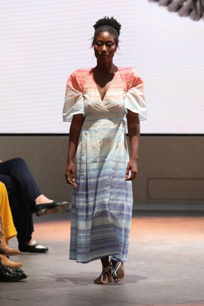 GBR: The House Of Tammam - Event - LFW September 2021