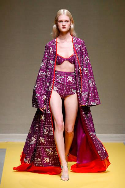 ITA: Hui - Runway - Milan Fashion Week - Spring / Summer 2022