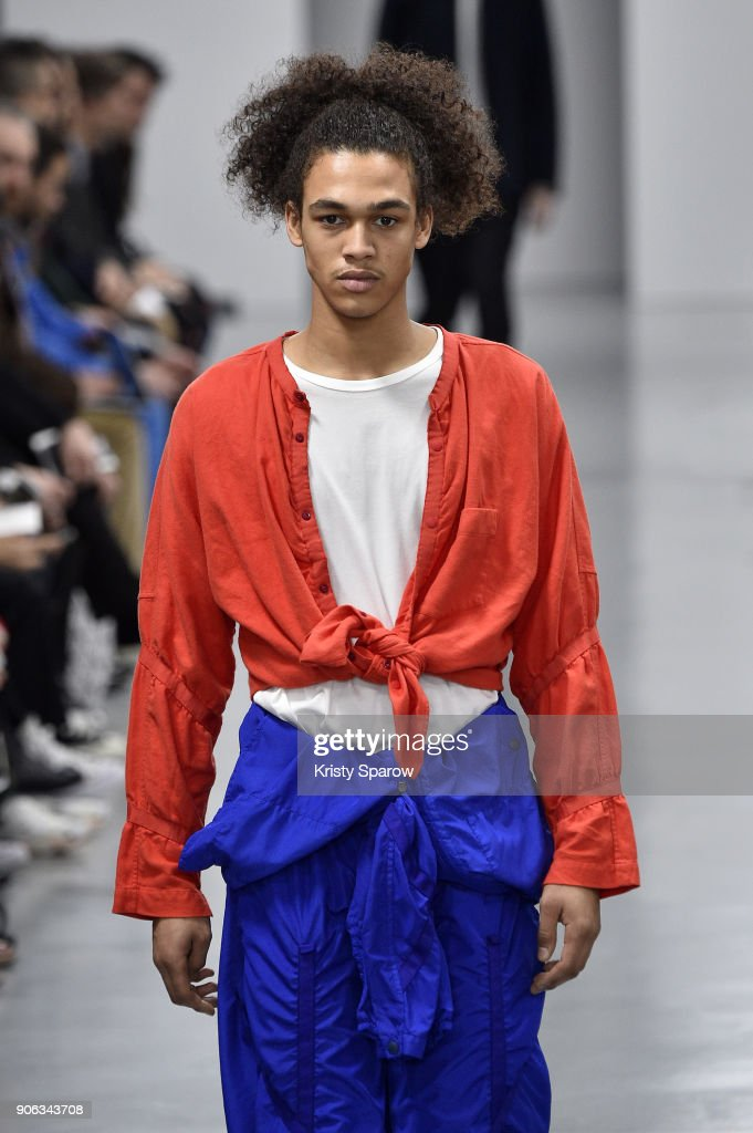 Issey Miyake Men : Runway - Paris Fashion Week - Menswear F/W 2018-2019
