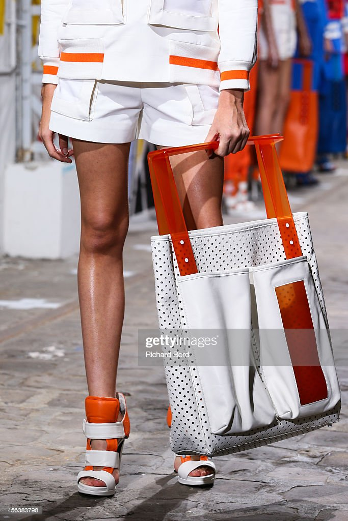 Jean Charles De Castelbajac : Runway - Paris Fashion Week Womenswear Spring/Summer 2015 : News Photo
