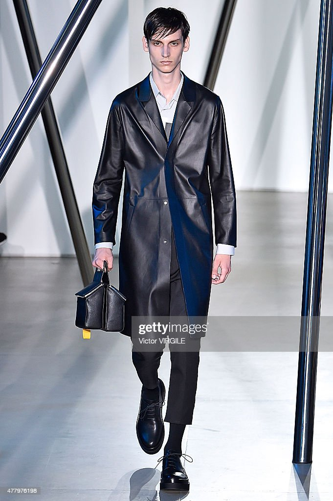 Jil Sander - Runway - Milan Collections Men SS16 : News Photo