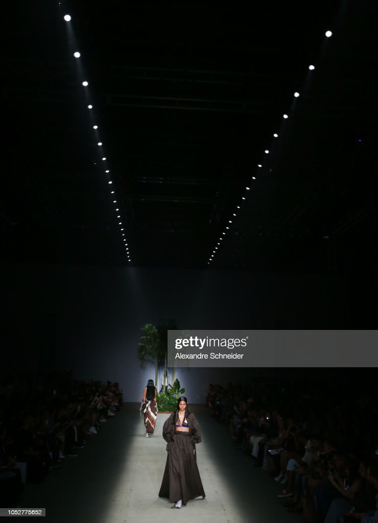 SPFW N46 Winter 2019- Day 2 : News Photo