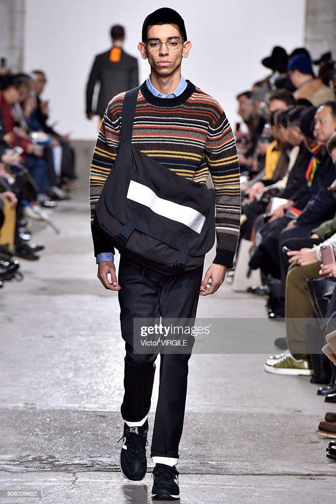 Junya Watanabe : Runway - Paris Fashion Week - Menswear F/W 2018-2019 : ニュース写真