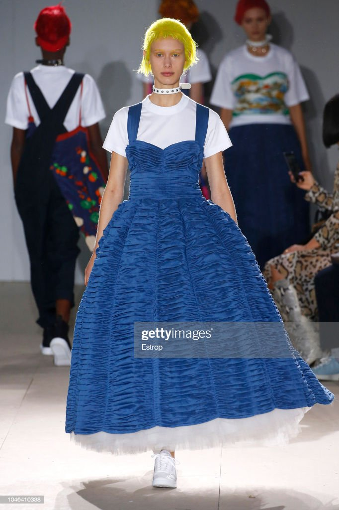 Junya Watanabe : Runway - Paris Fashion Week Womenswear Spring/Summer 2019 : ニュース写真