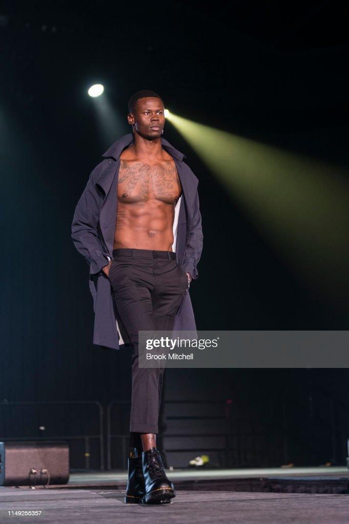 Justin Cassin - Runway - Mercedes-Benz Fashion Week Australia 2019 : News Photo