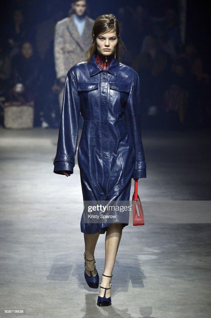 Kenzo : Runway - Paris Fashion Week - Menswear F/W 2018-2019 : News Photo