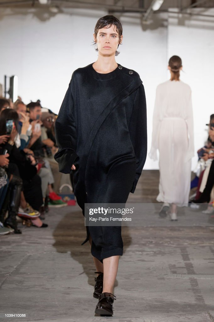 model-walks-the-runway-during-the-kristina-fidelskaya-show-as-part-of-picture-id1039410088