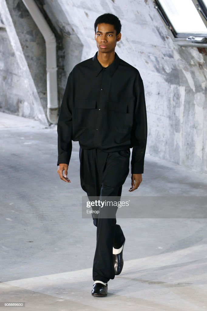 Lemaire : Runway - Paris Fashion Week - Menswear F/W 2018-2019