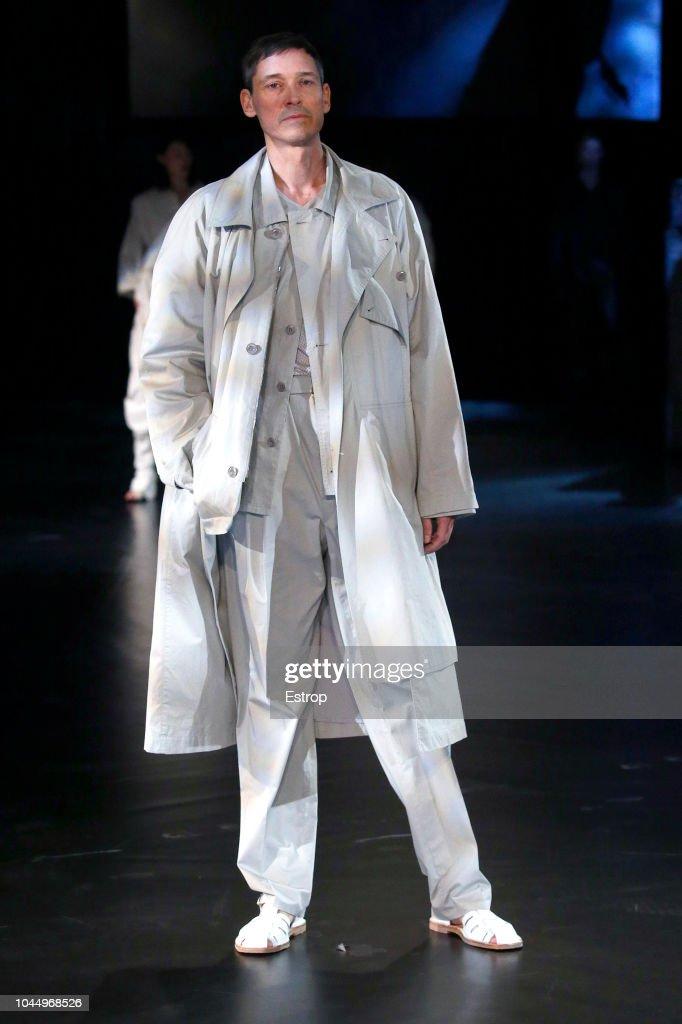 Lemaire : Runway - Paris Fashion Week Womenswear Spring/Summer 2019 : ニュース写真