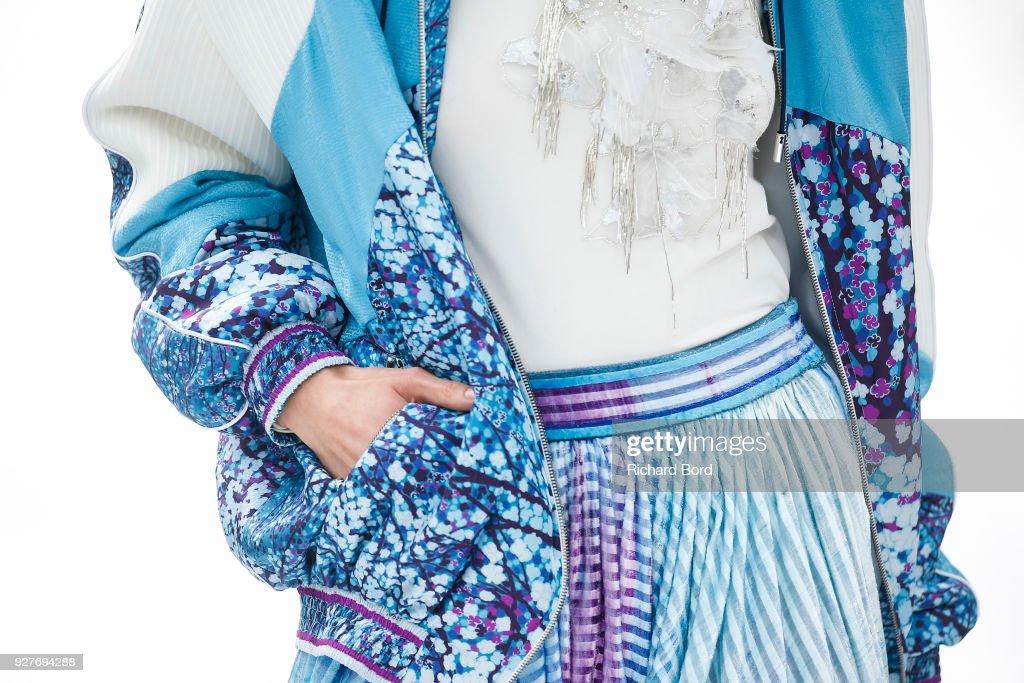 Leonard Paris : Runway - Paris Fashion Week Womenswear Fall/Winter 2018/2019 : ニュース写真