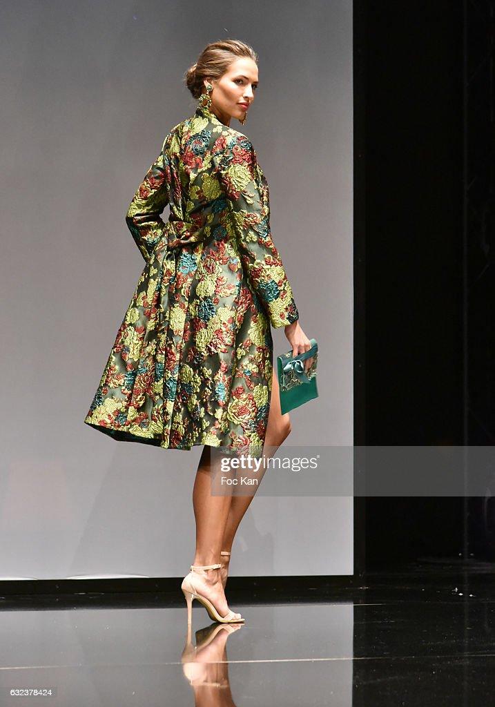 425b25cb2f Lise Charmel Lingerie Show at Parc des Expositions Porte de Versailles - Paris  Fashion Week :