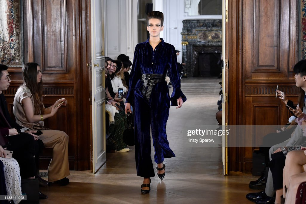 model-walks-the-runway-during-the-liu-chao-show-as-part-of-paris-picture-id1133444093