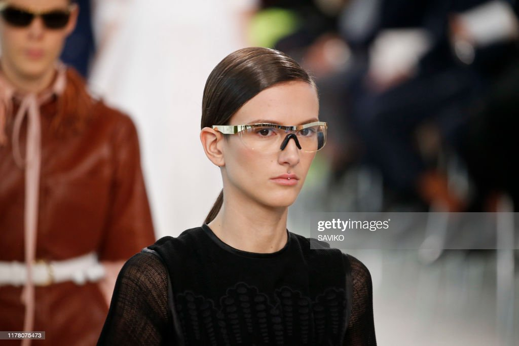 Loewe : Details - Paris Fashion Week - Womenswear Spring Summer 2020 : ニュース写真
