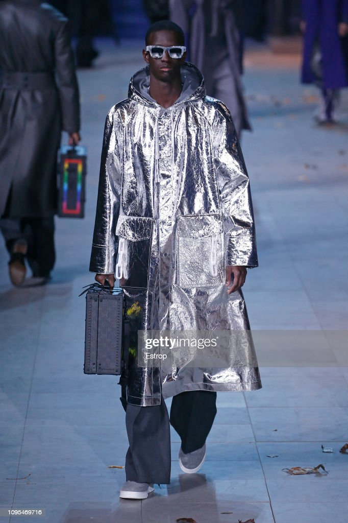Louis Vuitton : Runway - Paris Fashion Week - Menswear F/W 2019-2020 : Foto di attualità