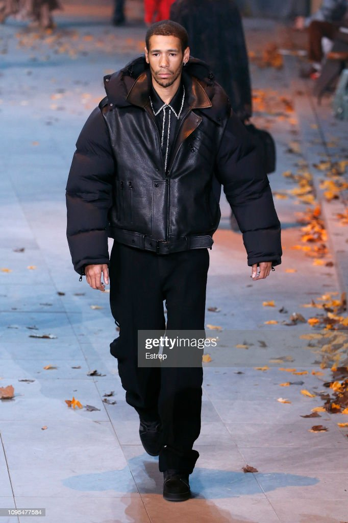Louis Vuitton : Runway - Paris Fashion Week - Menswear F/W 2019-2020 : ニュース写真