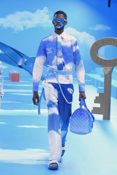 FRA: Louis Vuitton : Runway - Paris Fashion Week - Menswear F/W 2020-2021