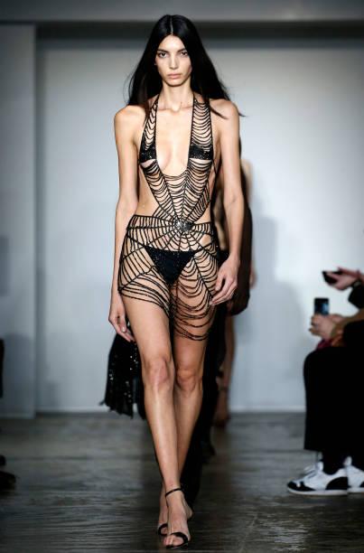 FRA: Ludovic De Saint Sernin : Runway - Paris Fashion Week - Menswear F/W 2020-2021