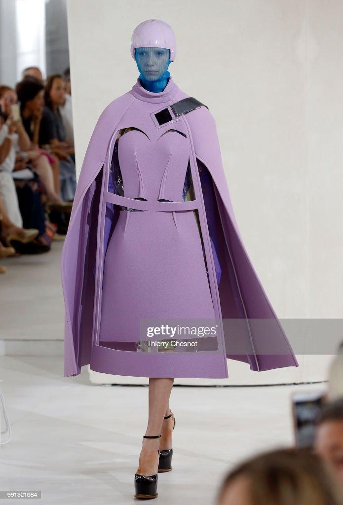 FRA: Maison Margiela : Runway - Paris Fashion Week - Haute Couture Fall Winter 2018/2019