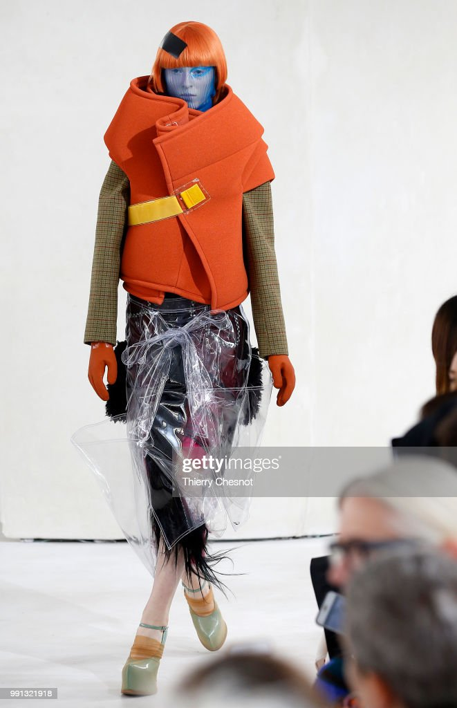 model-walks-the-runway-during-the-maison-margiela-haute-couture-fall-picture-id991321918
