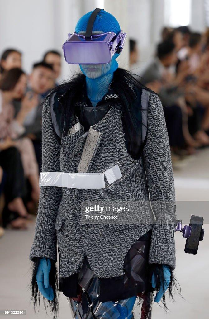 Maison Margiela : Runway - Paris Fashion Week - Haute Couture Fall Winter 2018/2019 : News Photo