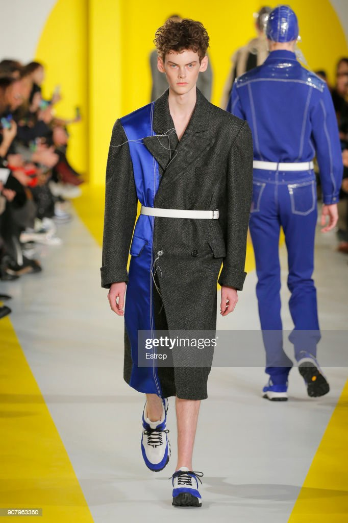 Maison Margiela : Runway - Paris Fashion Week - Menswear F/W 2018-2019