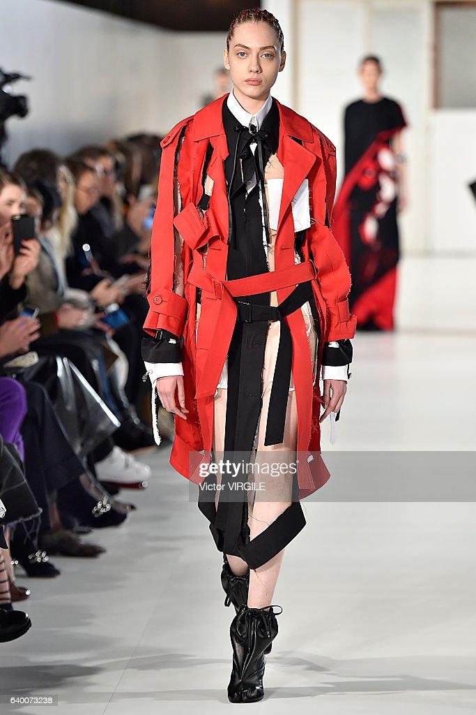 Maison Margiela : Runway - Paris Fashion Week - Haute Couture Spring Summer 2017 : ニュース写真