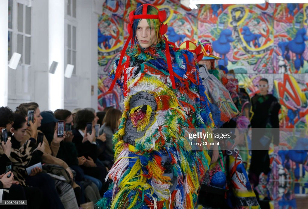 Maison Margiela : Runway - Paris Fashion Week - Haute Couture Spring Summer 2019 : ニュース写真