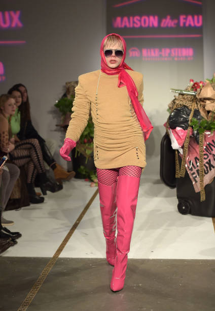 Maison The Faux - Presentation - February 2017 - New York Fashion ...