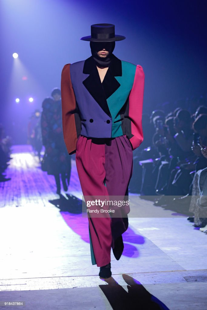 Marc Jacobs - Runway - February 2018 - New York Fashion Week: The Shows