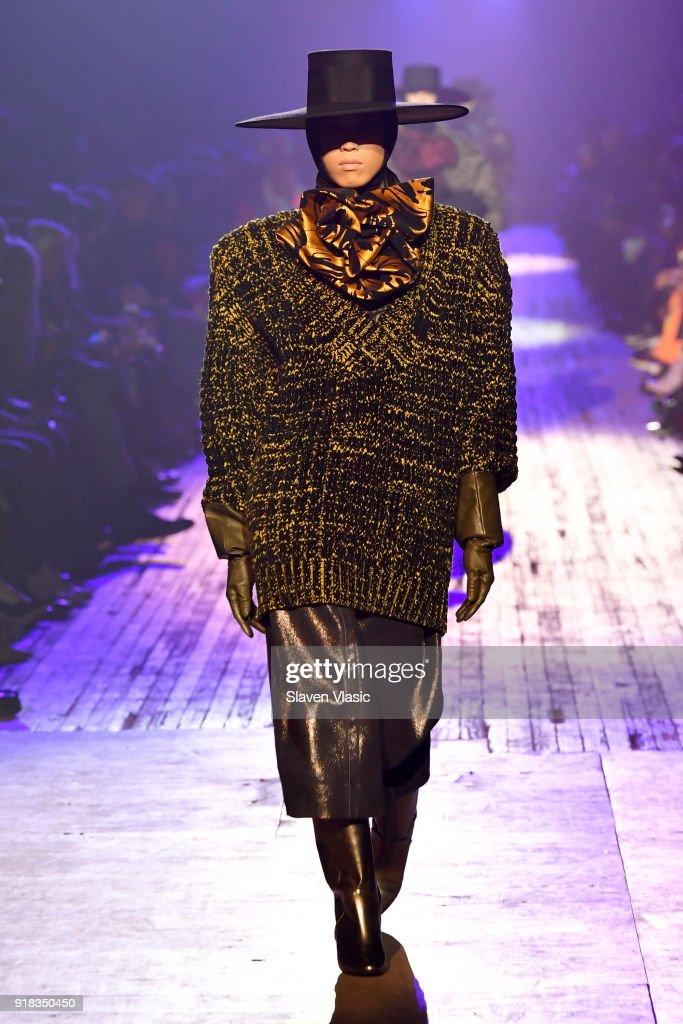 Marc Jacobs Fall 2018 Show : Fotografía de noticias