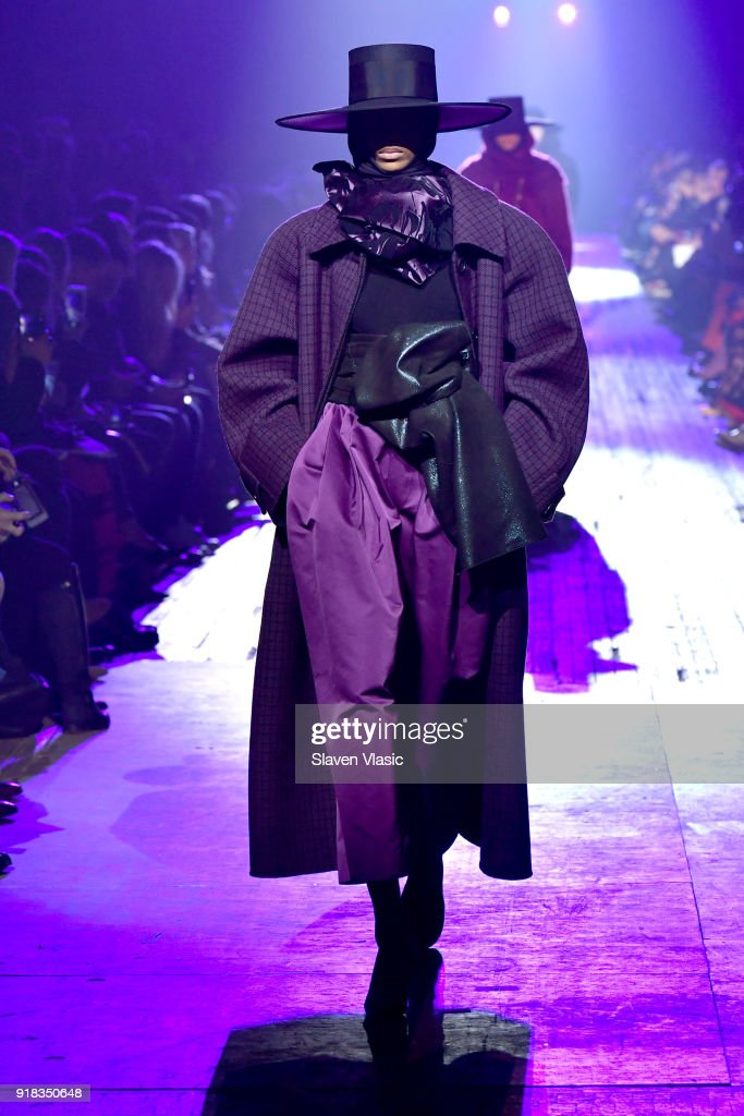 Marc Jacobs Fall 2018 Show : ニュース写真