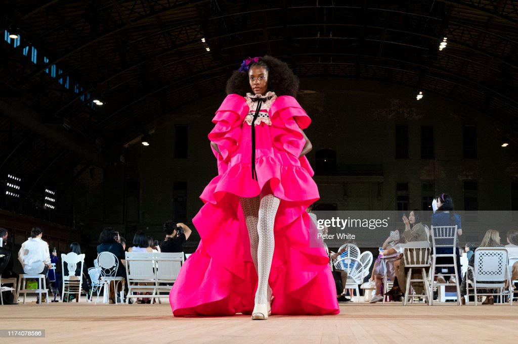 Marc Jacobs-  September 2019 - New York Fashion Week : Photo d'actualité