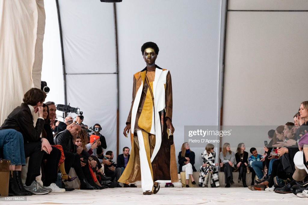 Marni - Runway - Milan Fashion Week Fall/Winter 2020-2021 : News Photo