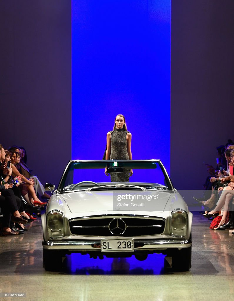 NZL: Mercedes-Benz Presents Knuefermann - Runway - New Zealand Fashion Week 2018