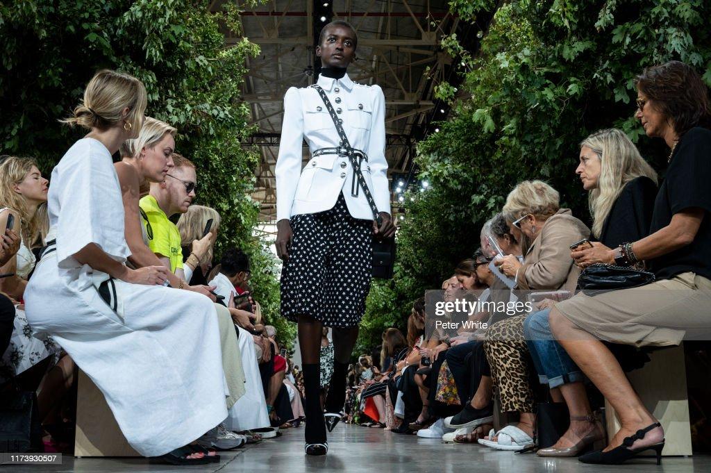 Michael Kors - September 2019 - New York Fashion Week : Photo d'actualité