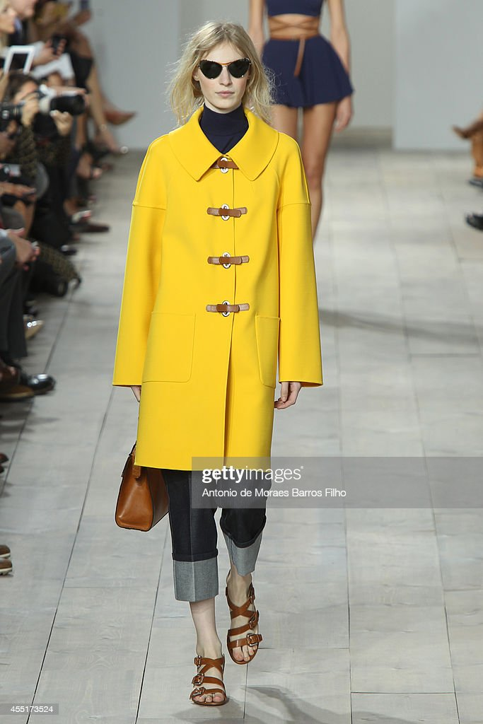 Michael Kors - Runway - Mercedes-Benz Fashion Week Spring 2015 : News Photo