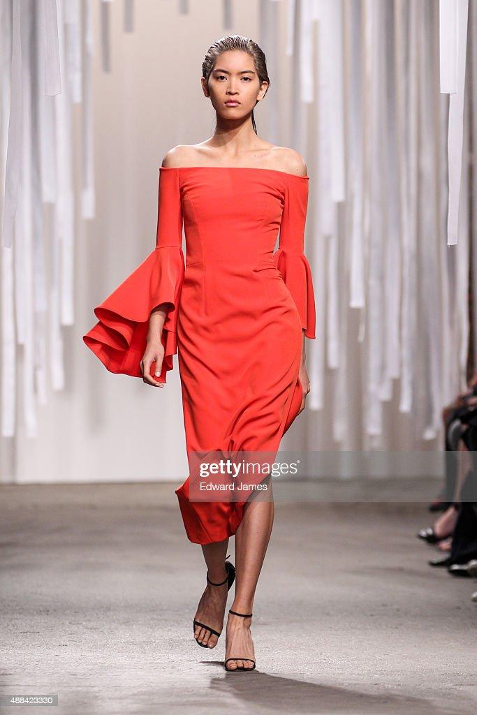 Milly - Runway - Spring 2016 New York Fashion Week : News Photo