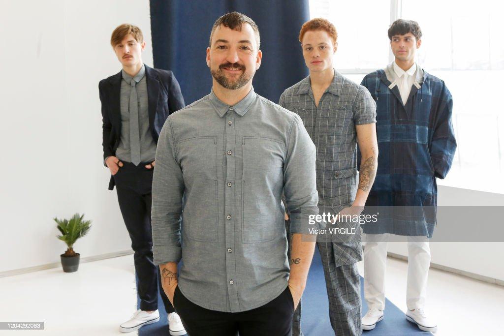Mined on Denim - February 2020 - New York Fashion Week: Men's : News Photo