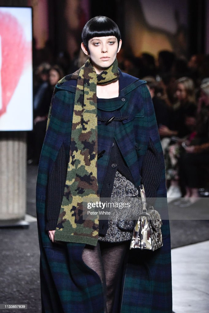 Miu Miu : Runway - Paris Fashion Week Womenswear Fall/Winter 2019/2020 : News Photo
