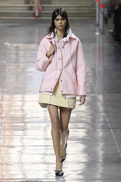 bc58349860e8 Miu Miu   Runway - Paris Fashion Week Womenswear Fall Winter 2014-2015