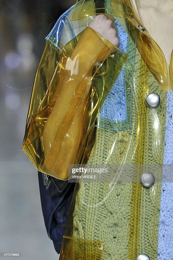 Miu Miu : Runway - Paris Fashion Week Womenswear Fall/Winter 2014-2015 : News Photo