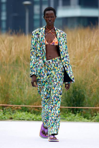 ITA: MSGM - Runway - Milan Fashion Week - Spring / Summer 2022